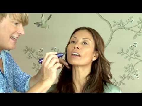 Melanie Sykes - The 5 Minute Makeover with Gary Cockerill
