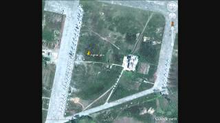 How Google Earth owns North Korea Part 1 (Spotting military targets) Free HD Video