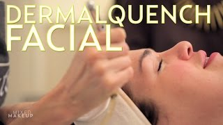 DermalQuench Facial at the Kate Somerville Clinic | The SASS with Sharzad and Susan
