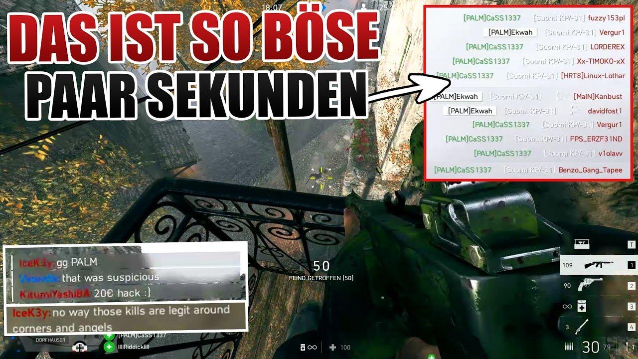 Wir sind so suspicious... 🤔 Battlefield 5 thumbnail