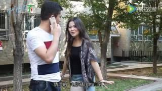 ئاپتاپ چىقتى4  قىسىم kizkarlih uyghur yumur Funny Comedy