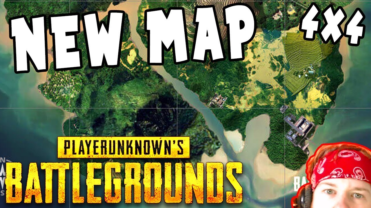 Playerunknown S Battlegrounds Maps Loot Maps Pictures: PUBG NEW MAP CODENAME SAVAGE 4x4