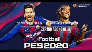PES 2013 PESEdit  Season 2019/2020