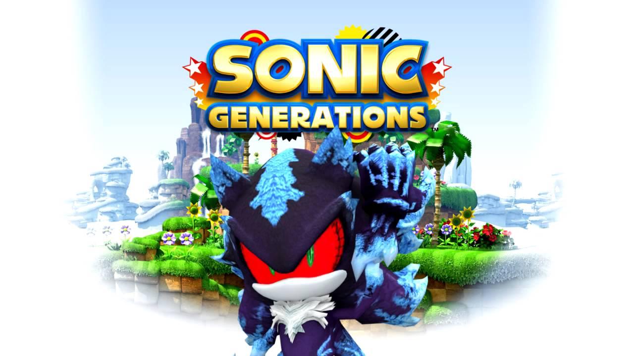 sonic the hedgehog 2006 ost boss battle-mephiles