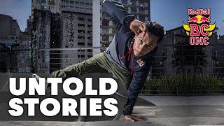 Nieopowiedziane historie - Red Bull BC One