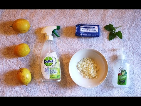 Zero Waste Liquid Hand Soap General Cleaning And