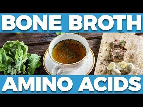 Benefits Of Bone Broth Amino Acids: Glycine, Proline, Arginine, and Glutamine