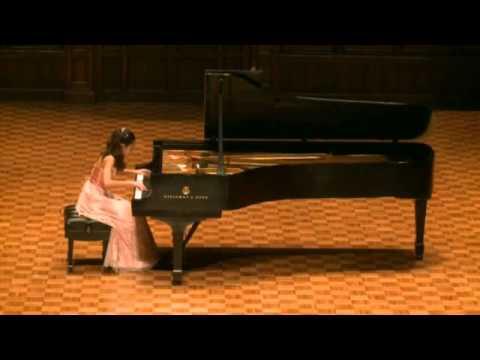 Sara Jade Anderson Piano Mendelssohn Rondo Capriccioso