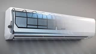 Aire acondicionado HITACHI con teconolgía FrostWash para mejor calidad del aire