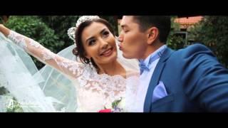 Свадьба в Таразе Диас & Айжан  свадебный фильм Казахстан 2015