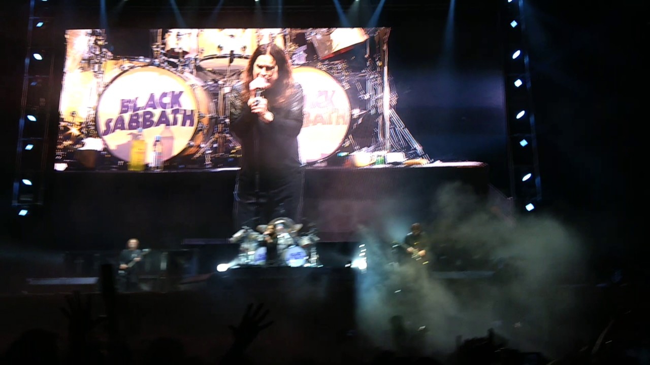black sabbath n i b the end tour live in mexico city 2016 youtube. Black Bedroom Furniture Sets. Home Design Ideas