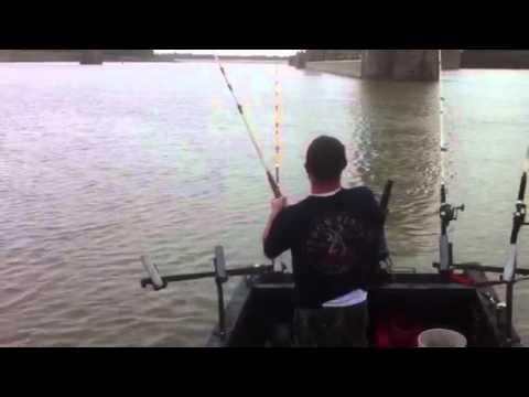 Catfishing Arkansas