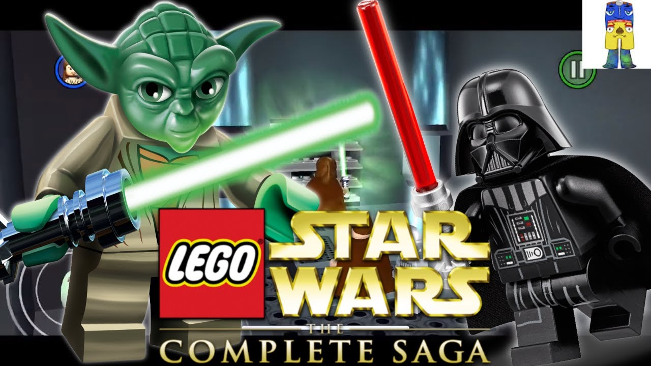 Download LEGO STAR WARS TCS BE WITH YOU THE FORCE MAY