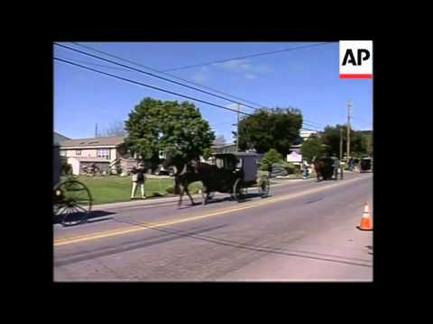 Amish Community Prepares To Bury School Shooting Victims