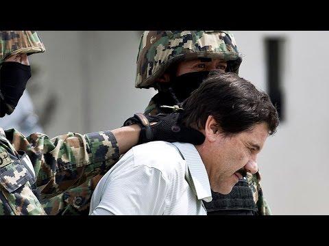 Mexico confirms extradition of Joaquín Guzman to US