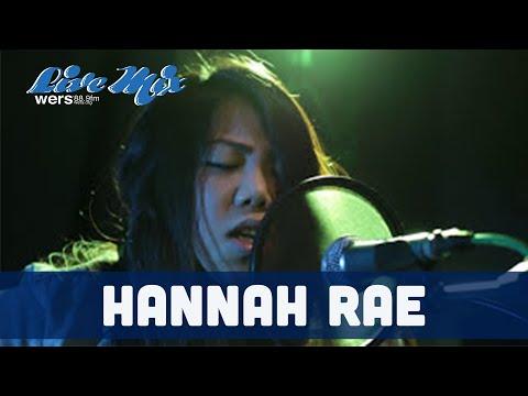 Hannah Rae - Full Performance (Live at WERS)