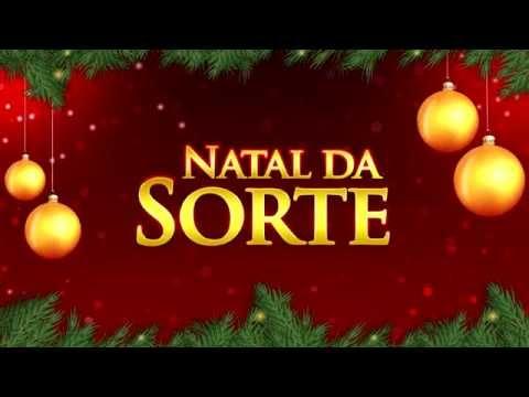 Campanha Media Indoor Natal da Sorte X Case