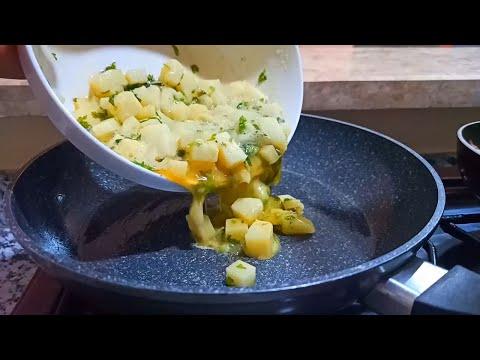 préparer-un-bon-dîner-avec-ingrédients-simples-dans-votre-frigo-!-easy-and-delicious-dinner-recipe