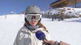 Le casque de plus en plus présent sur les pistes de ski