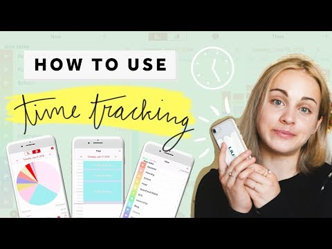 How To Use TIME TRACKING To Maximize Your Day