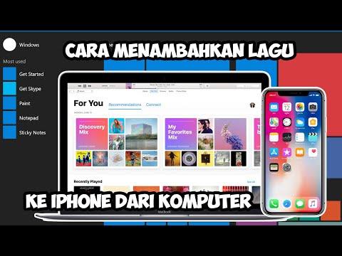 Cara Download Musik MP3 Gratis di IPHONE || Iphone tutorial.