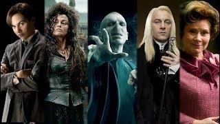 Top 10 Harry Potter Villains