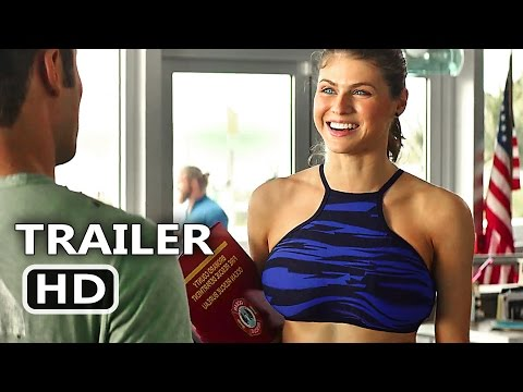Thumbnail: BAYWATCH Daddario Twins Clip + Trailer (2017) Zac Efron New Comedy Movie HD