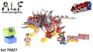 Lego Movie 2 70827 Ultrakatty & Warrior Lucy! - Lego 70827 Speed Build