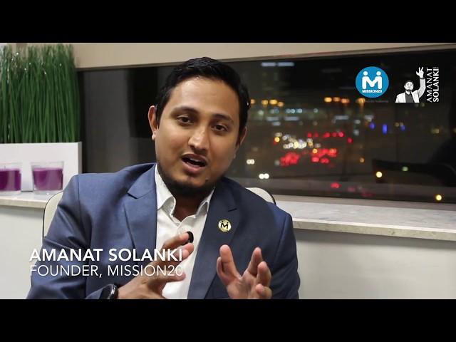 Amanat Solanki's Address to the Participants of IMUN, Bangkok, Thailand