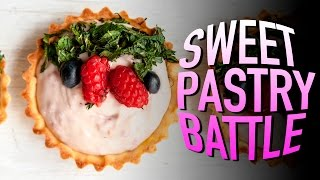 THE ULTIMATE SWEET PASTRY BATTLE