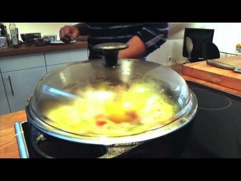 fisksoppa med tomat och dill