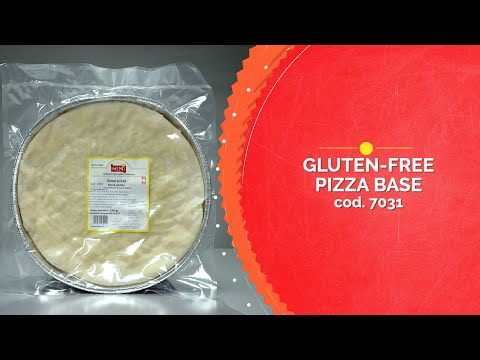 Gluten Free Pizza Base