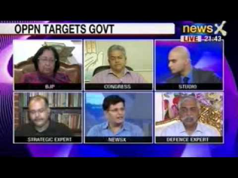 NewsX Debate: Did government deliberately mislead India on the LoC Attack?
