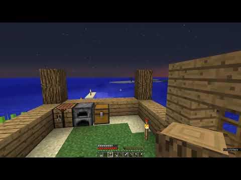 minecraft survival #6 - verder aan 't huis - youtube