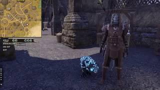 TESO: Craft an Essence of Ravage Stamina (Increase Armor (Resolve), Vitality, Ravage Stamina)
