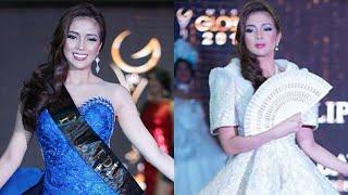 Pambato ng Pilipinas sa Miss Global 2018 na si Eileen Gonzales, kabog sa preliminary events
