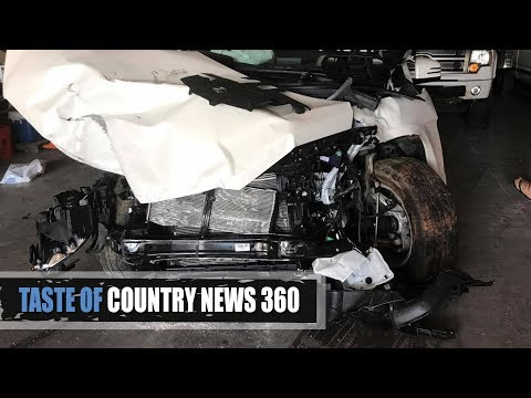 Toby Keith's Daughter in 'Horrific' Car Crash - Taste of Country News 360