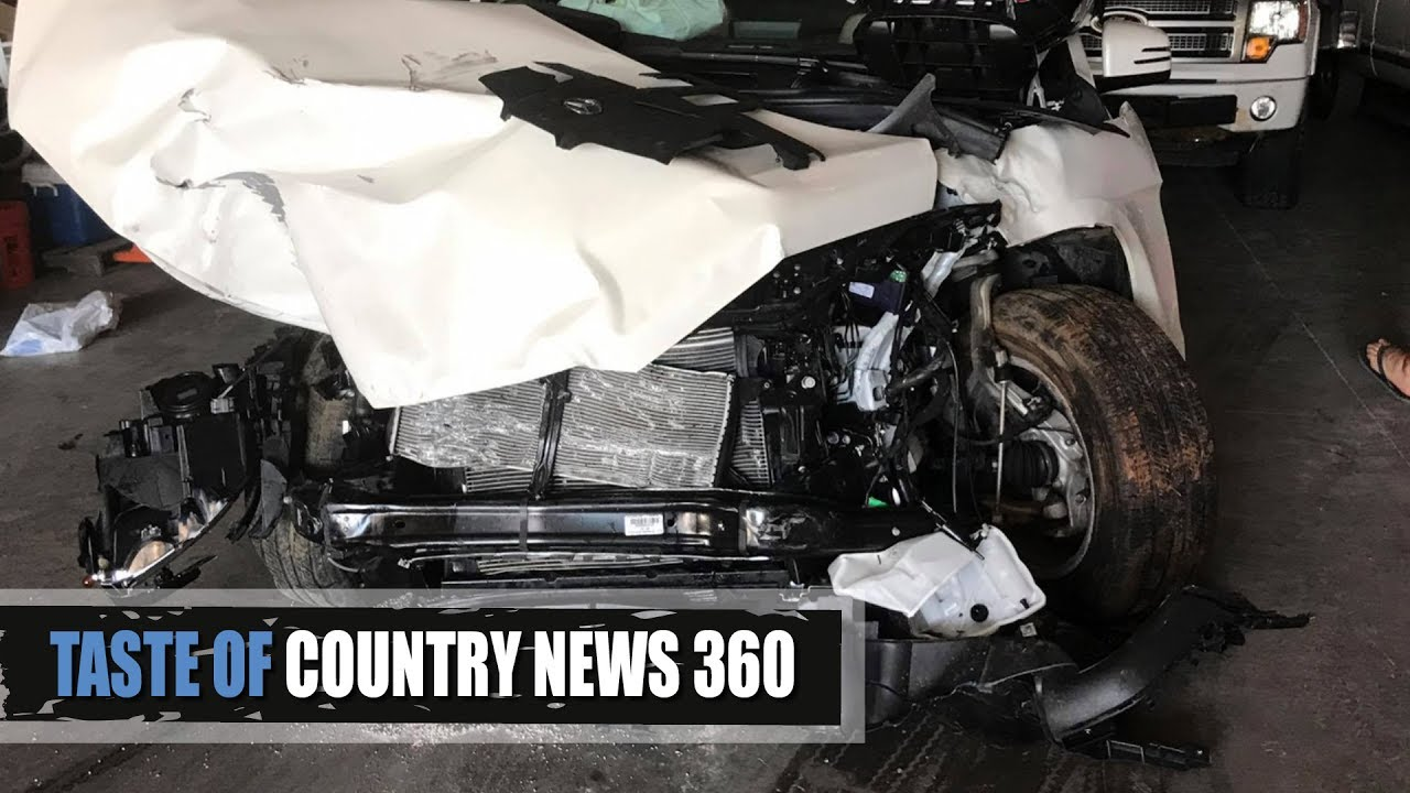 Toby Keith's Daughter in 'Horrific' Car Crash - Taste of ...