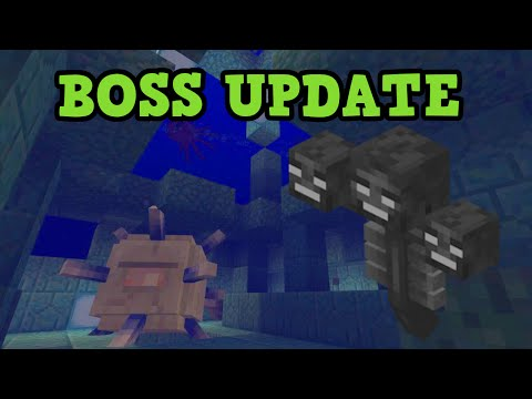 Minecraft PE 0.16.0 BOSS UPDATE with Commands!!