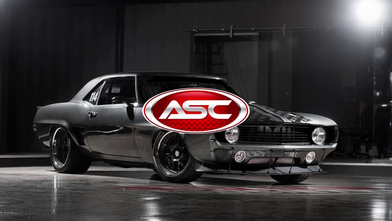 All Speed Customs - Muskegon, MI | Classic Auto Restoration