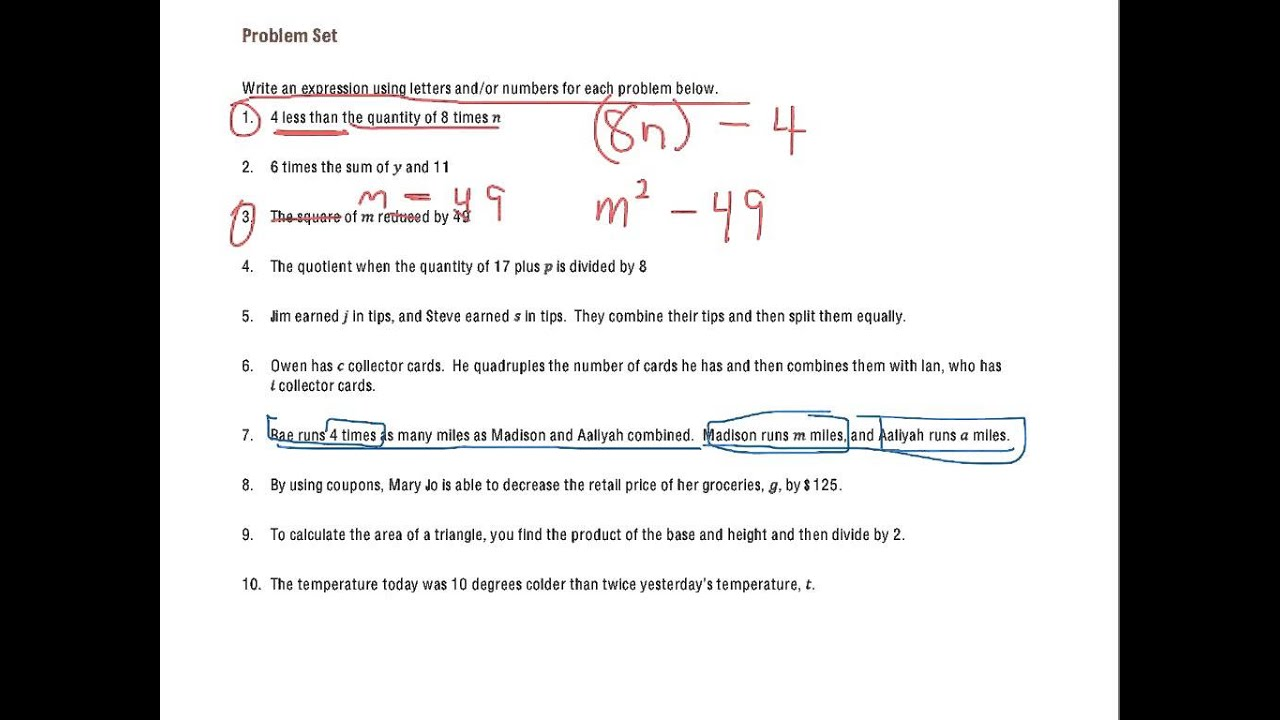 problem set 4 Handout 18: problem set 4 solutions 3 exercise 4-5 do exercise 113-3 on page 236 of clrs solution: all permutations can be generated by a sequence of two character interchanges.