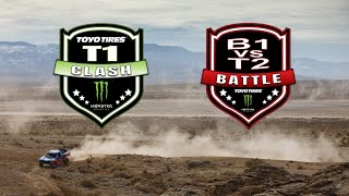 The Toyo Desert Challenge Presented by Monster Energy: B2/T1 Battle of the Lakebed & the T1 Clash