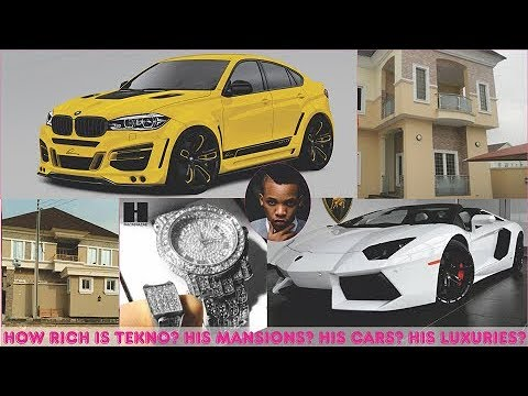 How rich is Tekno? ► All Tekno Mansions, Cars and Luxuries