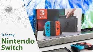 Tinhte.vn | Đập hộp và Trên tay Nintendo Switch