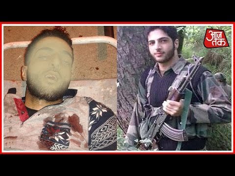 Khabardaar: Hizbul Mujahideen Commander Burhan Wani Killed In Anantnag