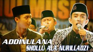 Shollu Ala Nurilladzi - Addinulana - 3A Syubbanul Muslimin