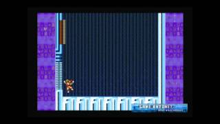 Mega Man 10 Walkthrough - Part 2 - Fire Melts Ice Which Makes Spikes for Motorcycles