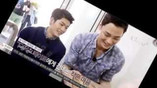 """KANG TAE OH & LEE TAE HWAN of 5URPRISE """"TASTY ROAD"""" GUESTING PART2"""