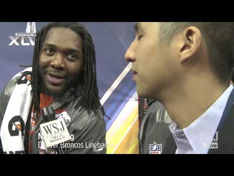 NFL Players on Super Bowl's Home: New Jersey | Super Bowl XLVIII