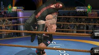 Abyss vs Kurt Angle | TNA iMPACT! The Game